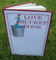 Follow @LoveBucketBook on Twitter